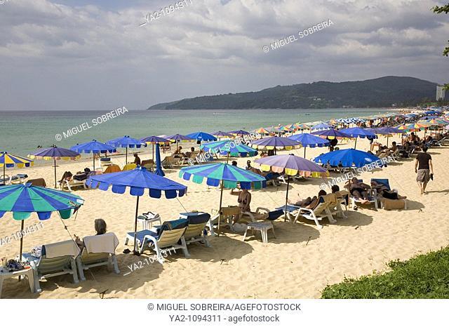 Karon Beach in Phuket - Thailand