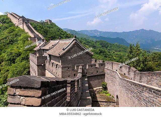 The Great Wall, MutianYu, China