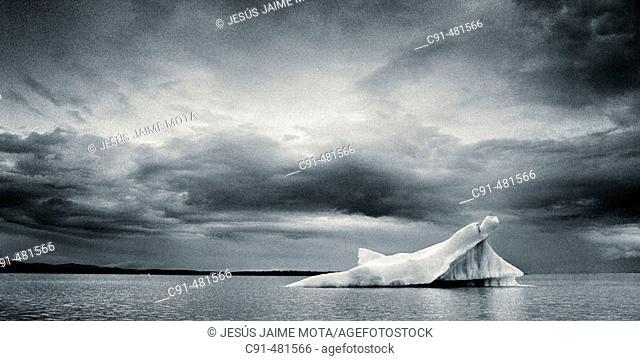 Iceberg. Patagonia. Argentina
