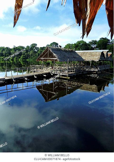 Marasha Nature Reserve, Leticia, Amazon, Colombia