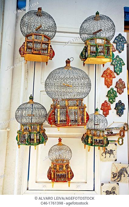 Bird Cages, Medina, Tunis  Tunisia