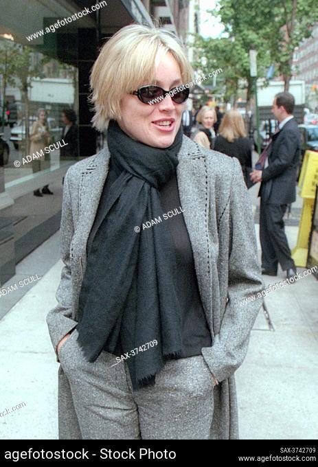 Sharon Stone 2000.Photo By John Barrett/PHOTOlink