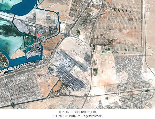 Abu Dhabi International Airport, United Arab Emirates