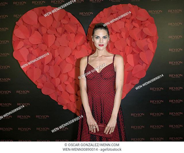 Amaia Salamanca attends 'Love Is On' photocall in Madrid Featuring: Amaia Salamanca Where: Madrid, Spain When: 10 Feb 2017 Credit: Oscar Gonzalez/WENN