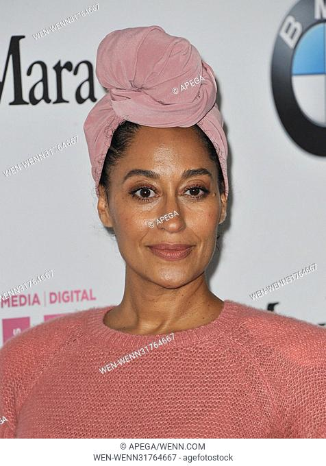 Women In Film 2017 Crystal and Lucy Awards held at The Beverly Hilton Hotel - Arrivals Featuring: Tracee Ellis Ross Where: Los Angeles, California