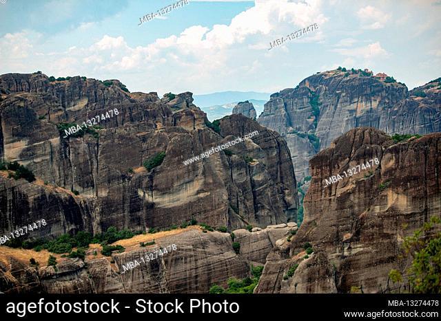 Meteora Mountains - Greece