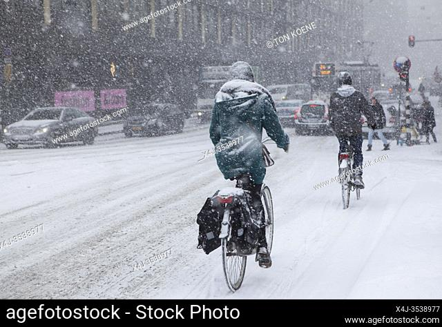Mobility in Holland