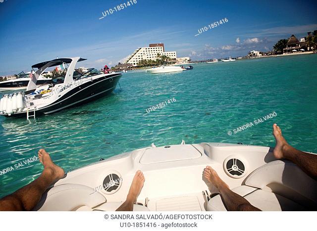 Isla Mujeres, Caribbean, Mexico