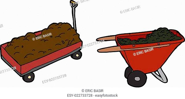 Full Wheelbarrow