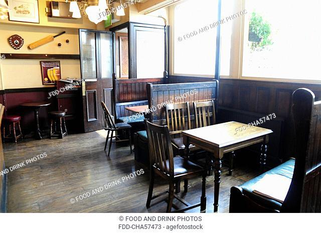 The Antelope Pub, Belgravia, London