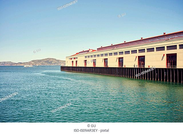 Fort Mason centre, San Francisco, California, USA