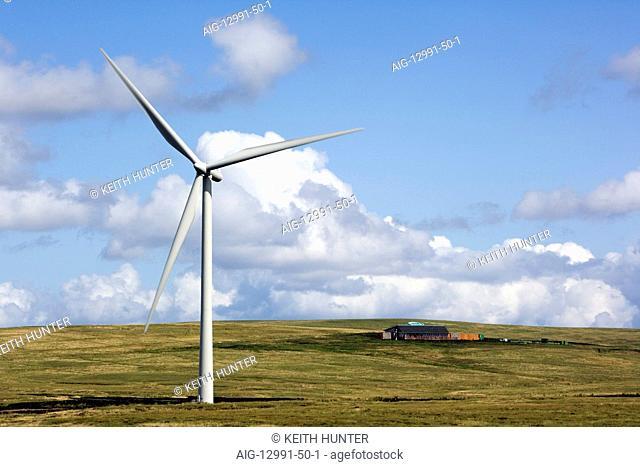 Whitelee Wind Farm, near Glasgow