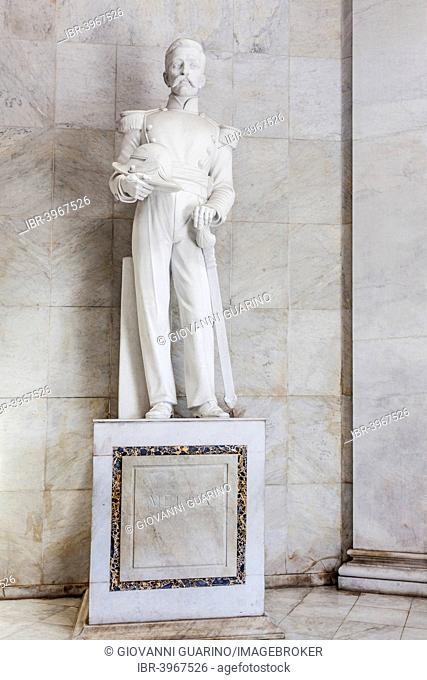 Matías Ramón Mella, Los Trinitarios, sculptor Nicholas Arrighini, Altar de la Patria, Parque de la Independencia, Puerta del Conde, Zona Colonial
