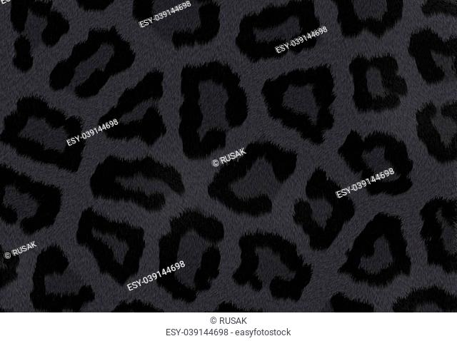 Abstract raster dark panther texture background