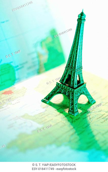 Eiffel Tower souvenir