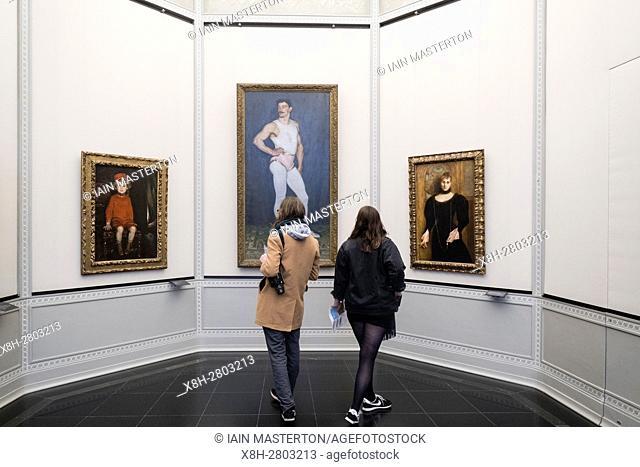 Alte Nationalgalerie on Museumsinsel, Berlin, Germany