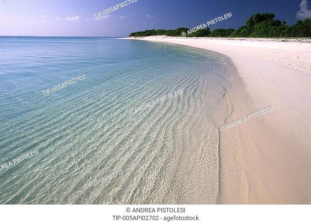 Maldives, Landaa Giraavaru island