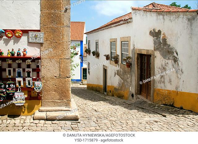 Obidos, UNESCO, Portugal