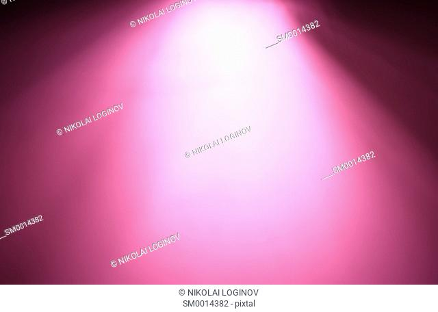 Top pink ray of light bokeh background hd