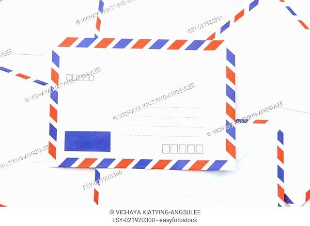 Mail Envelope Background