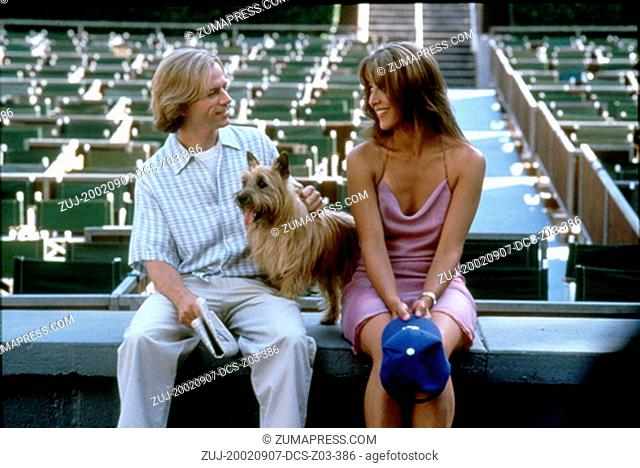 Sep 07, 2002; Hollywood, CA, USA; Actor DAVID SPADE as Dylan and SOPHIE MARCEAU as Lila in 'Lost And Found' Directed by JEFF POLLACK