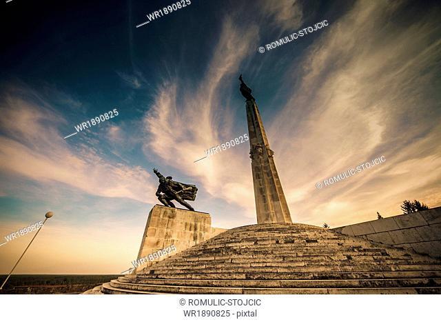 Monument, Batina, Baranja, Croatia