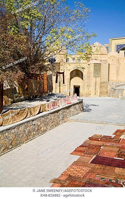 Magoki-Attori Mosque, Bukhara, Uzbekistan