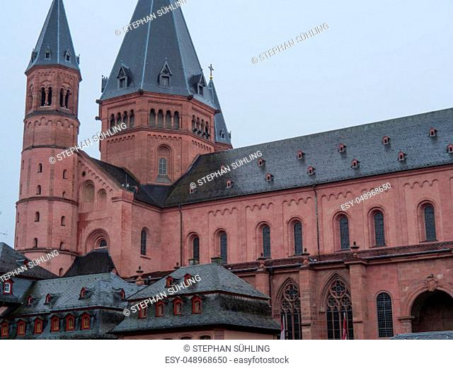 River Cruise on the river rhine in germany