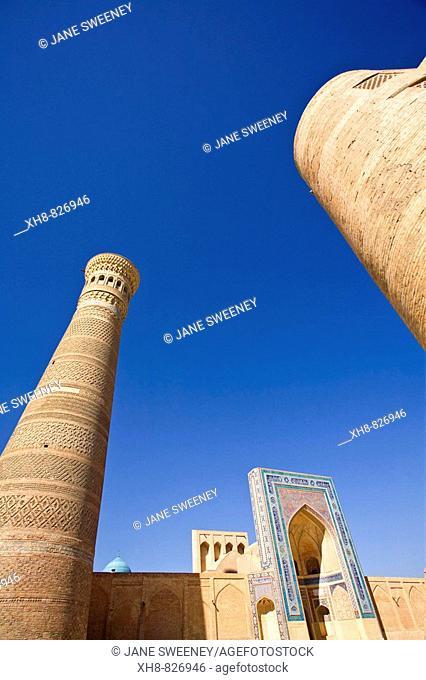 Kalyan Mosque, Bukhara, Uzbekistan