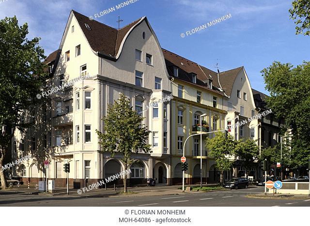 Mehrfamilienhäuser von Hermann Muthesius 1012