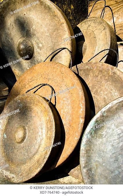 Vietnam Danang Province Hoi An Gongs on sale