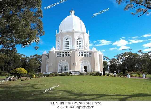 Bahai temple in Ingleside, North Sydney, Australia