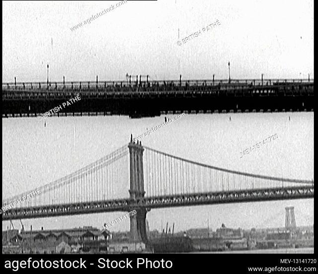 Brooklyn Bridge, New York City - New York City, United States of America