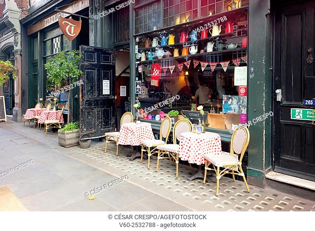 -Pubs in Earl's Court Area- London United Kingdom