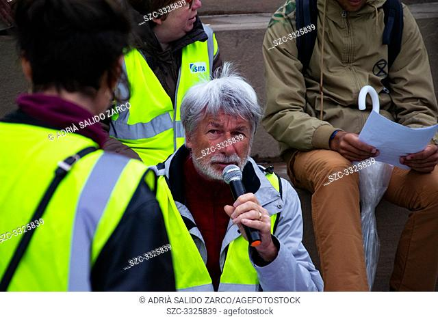 June 15, 2019 - 11 General Assembly of Gilets Jaunes de Toulouse to decide about some points actions they pretend to do in next month