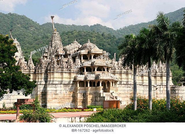 Seth Anandji Kalayanji Pedhi, Jain Tempel, Ranakpur, Indien