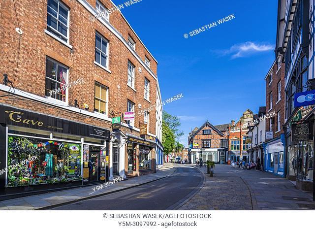 Shrewsbury, Shropshire, England, United Kingdom, Europe