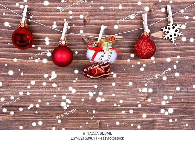 Christmas Background III