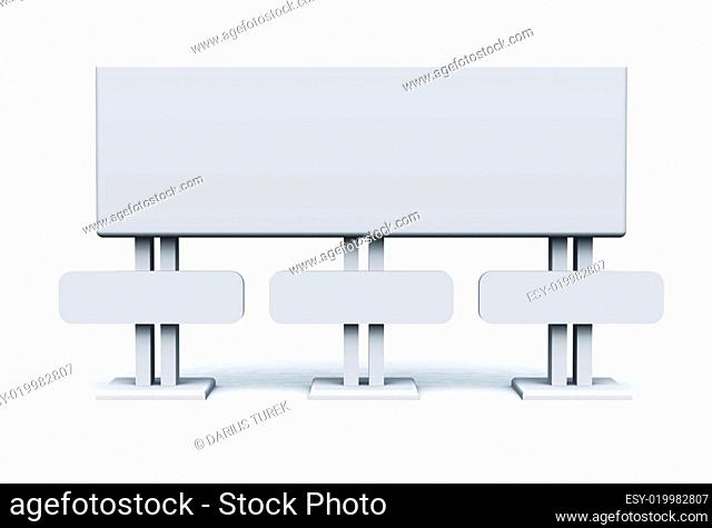 3D - Big Marketing Display - 43