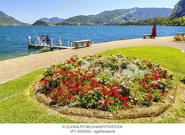 A wedding on Lake Como, Menaggio, Como province, Lombardy, Italy, Europe