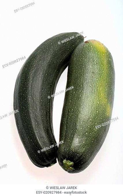 Fresh vegetable courgette