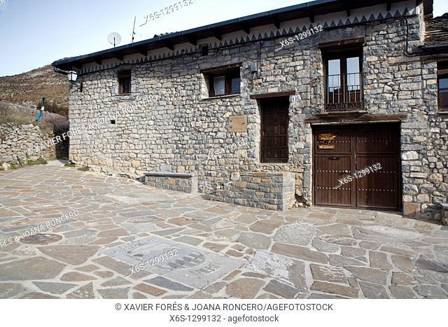 Nerín, National Park of Ordesa and Monte Perdido, Huesca, Spain