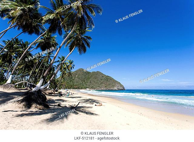 The Beach at Puerto Columbia, Henri Pittier National Park, Venezuela