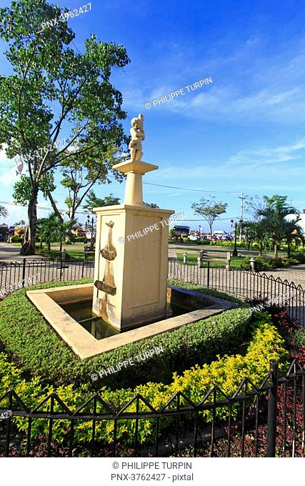 Philipins, Cebu City. Cebu Island. Senior Citizen's Park