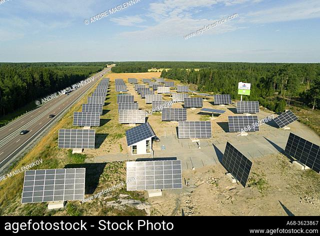 In February 2014, Sweden's first solar park with an output of more than 1 MW was inaugurated. Thanks to Mälarenergi's collaboration with the owners