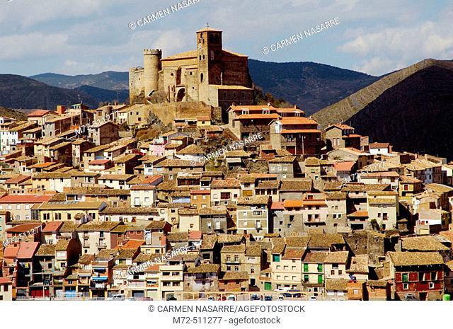 Cornago. La Rioja, Spain