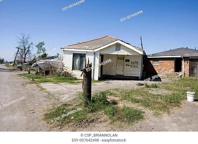 Ninth Ward Home