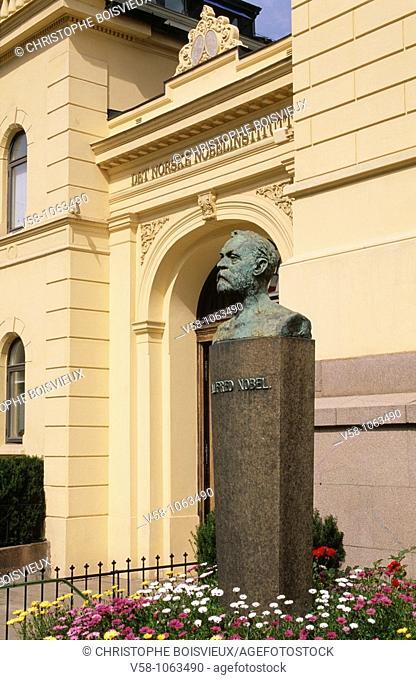 Nobel Institute, Oslo, Norway