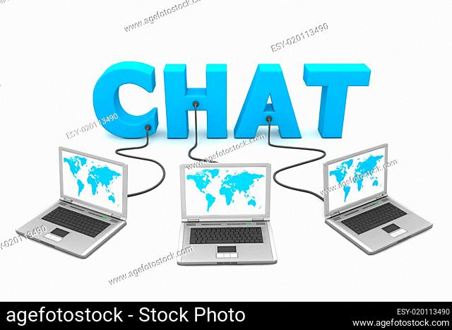 Multiple Wired to Chat