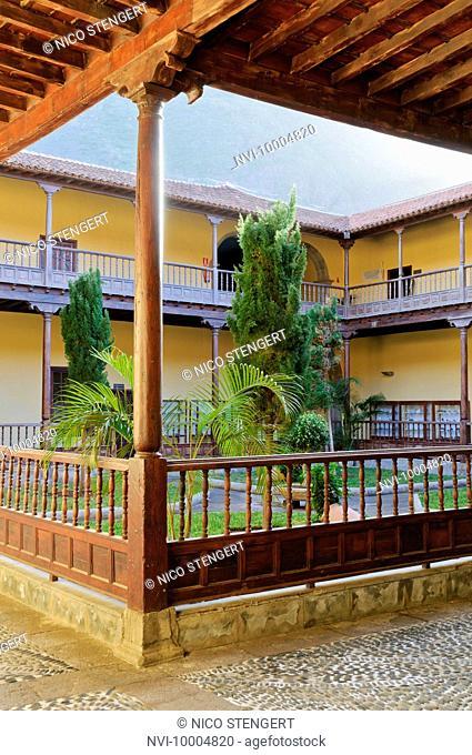 Casa de la Cultura, cultural centre and museum of natural history, Garachico, Tenerife, Spain